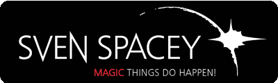 Sven Spacey - MAGIC things do happen!